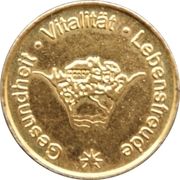 1 Täles Taler - Apotheke am Markt & Weissacher Tal Apotheke – obverse