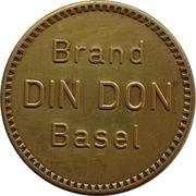 Cafe Token - Din Don (Basel) – obverse