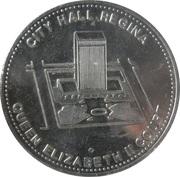 Token - City Hall Regina – obverse