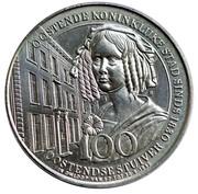 100 Stuiver - Ostende – reverse