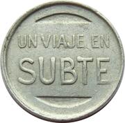 Metro Token - Subte (Buenos Aires) – obverse