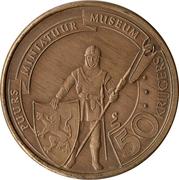 50 Krijgers - Puurs Miniatuur Museum – reverse