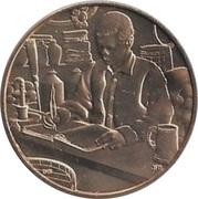 Presidency medals (James Buchanan) – reverse