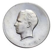 Token - Baudouin I (Bruocsella coin) – obverse