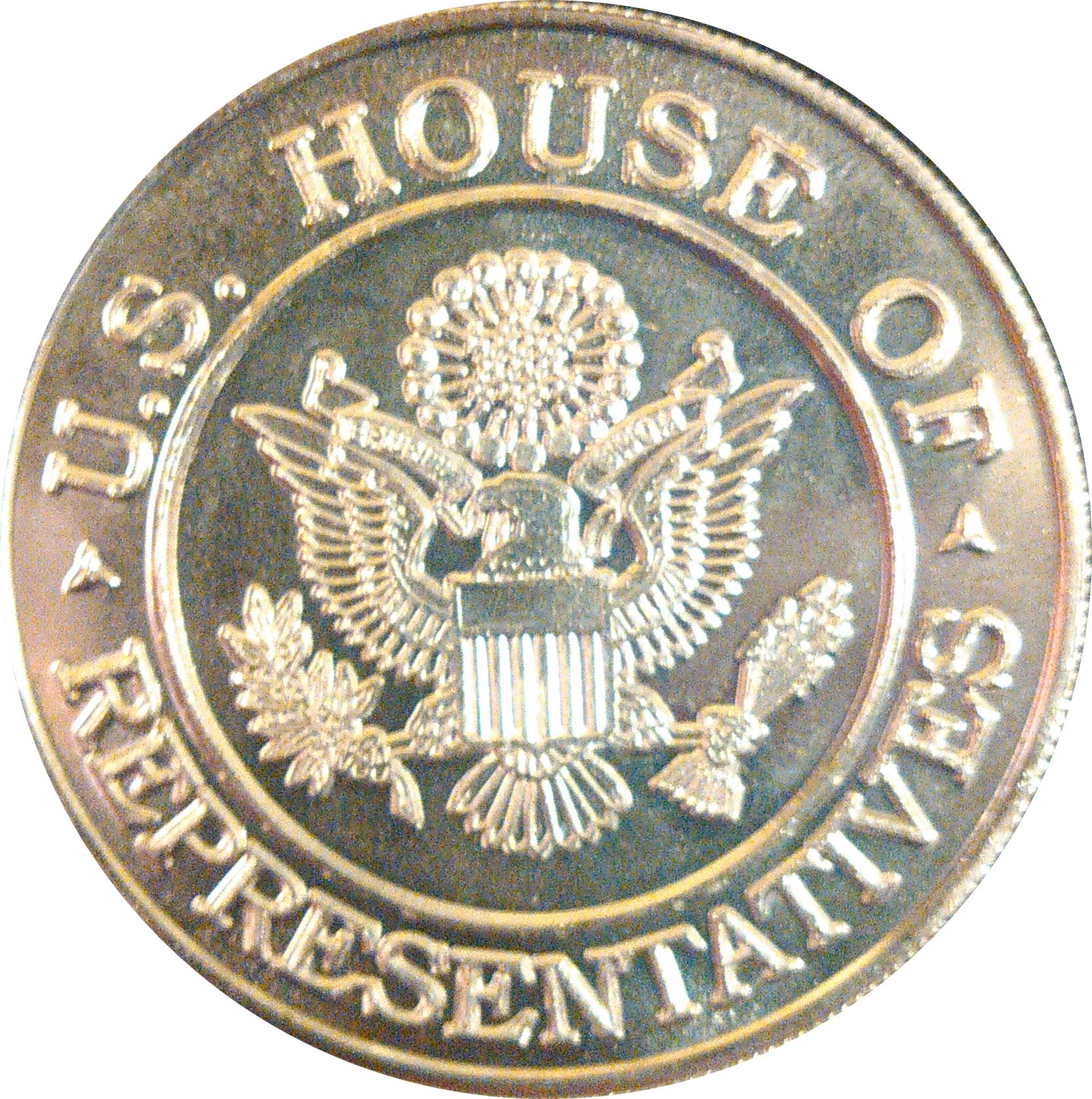 US House of Representatives Tokens Numista