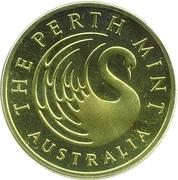 Perth Mint Token – obverse