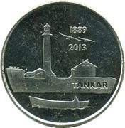 Token - Mint of Finland (Tankar) – obverse