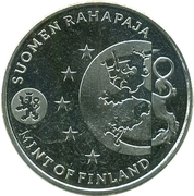 Token - Mint of Finland (Tankar) – reverse