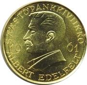 Token - Helsingin Säästöpankkiviikko (Albert Edelfelt) – obverse