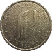 50 Cents - Casino Bandol (Groupe Partouche) – obverse
