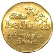 Token - Bally's LeMans Family Fun Centers – obverse