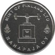 Token - Mint of Finland – reverse