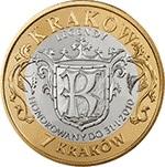 7  Krakow (Krakow) Gołębie Krakowskie – obverse