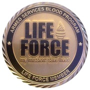 Life Force Token – obverse