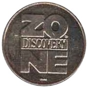 Gaming Token - Discovery Zone – obverse