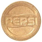 Token - Metro Midway Pepsi – reverse