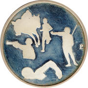 Token - Magyar csapat (Pentathlon) – obverse