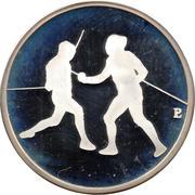 Token - Magyar csapat (Fencing) – obverse
