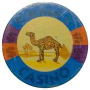 Token - Camel Casino – obverse