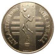 Token - Atlanta 1996 US Olympic Team, General Mills Sponsor (Volleyball) – obverse