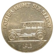 Token - Sunoco Antique Car Coin Series 1 (Lozier Light Six Sedan) – obverse