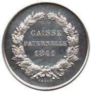 Token - Assurances Caisse Paternelle – reverse