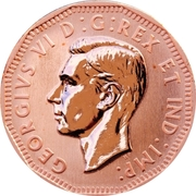Medallion - D-Day 60th Anniversary – obverse