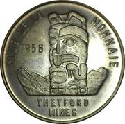 Token - Club de la Monnaie (Québec) – obverse
