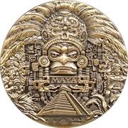 Medal - Maya Civilization – obverse