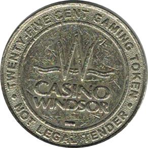 casino windsor currency