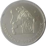 Token - Bayerische Vereinsbank (Ampfing) – reverse