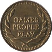 Token - Games People Play – obverse