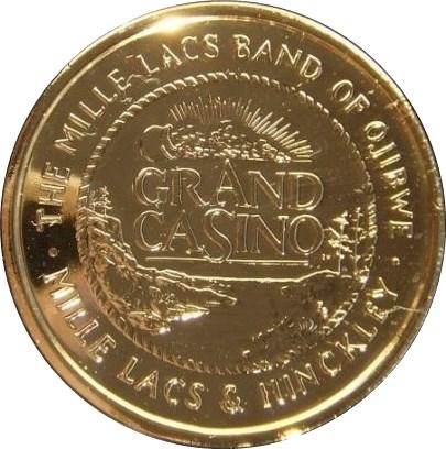 grand casino hinckley gold coins
