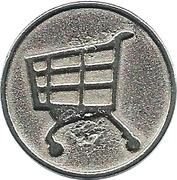 Shopping Cart Token - Spar – reverse