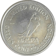 Token - NHLPA Limited Edition Greats Coin Collection (Jim Campbell) – reverse