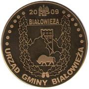 10 Kwartników Białowieskich (Bialowieża) – reverse
