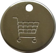 Shopping Cart Token - Prisma – reverse