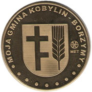 10 Miedziaków (Kobylin-Borzymy) – reverse
