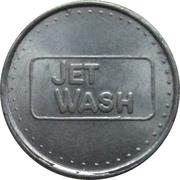 Car Wash Token - Jet Wash – obverse