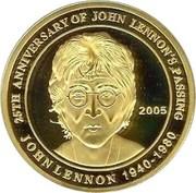 Token - John Lennon – reverse
