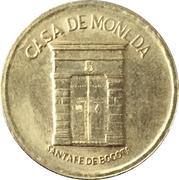 Mint Token - Casa de Moneda Bogotá – reverse