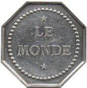 Token - Assurance Le Monde Vie – obverse