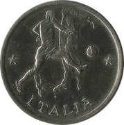 Token - FIFA World Cup 1990 (Italy) – obverse