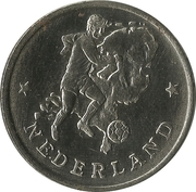 Token - FIFA World Cup 1990 (Netherlands) – obverse