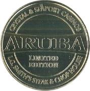 Token - Aruba Columnar Cactus – reverse