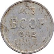 1 Unit - ACS BCOF – reverse