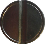 Token (one groove) – obverse