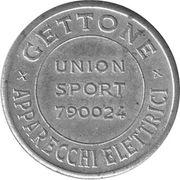 Jukebox Token - Gettone Apparecchi Automatici (Union Sport) – obverse