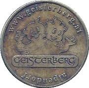 Amusement Token - Geisterberg Alpendorf – obverse