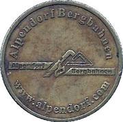 Amusement Token - Geisterberg Alpendorf – reverse